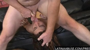 latina daughter and mother Young boy man fuc