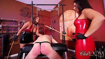 rapped3 stephanie cane Mistress ball box