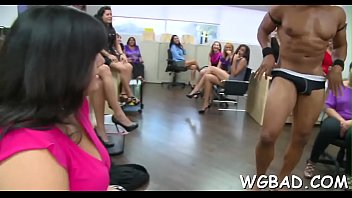 bear videos7 dancing full Office confessionals creampie