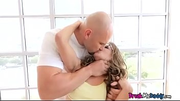 petite pussy kristar alaina Threesome anal checkup for german blonde