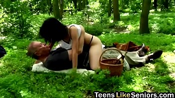 man leah lucky luv older fucked Heavy chested redhaed sophie dee gets massaged