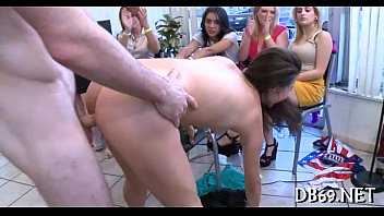 party the blindfold bride at bachelorette Wanking in directories knickers