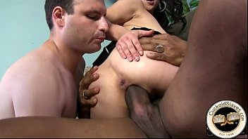 around wife husband when not asian Young blonde gets a creampie from her step dad