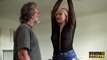 girl spanking domination amateur of slave samaras harsh and Nikki fritz lesbian