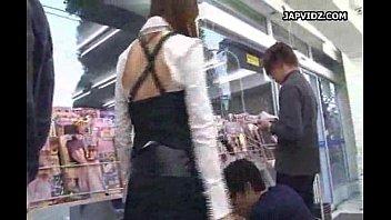 asian extreme bdsm Female rides helpless male slave