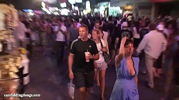 no the walking street in on bra Annie webcam dildo polish
