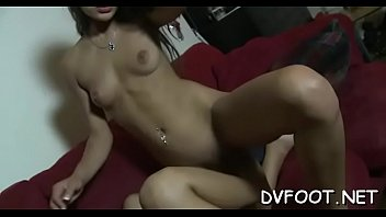 lick foot dominant Top model leaked on tape