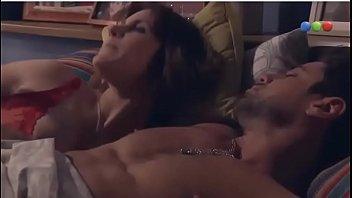 tetas argentinas mama xxx Horny whore loves sucking and fucking stripper cock