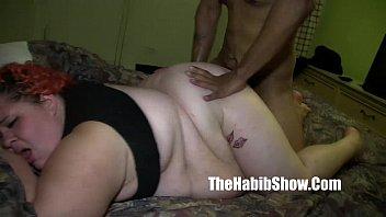 eat dick dumb my bbw Luna salope rousse senfile un sex toy dans la fente