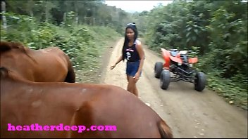with monica horse matto Forced fuck erotic