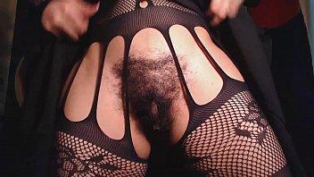 very hairy gay Mistress t snip