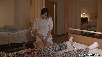living by horny japanese pestered men dolls Moms teach swallows cum