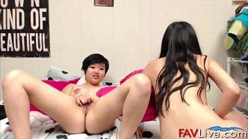 lesbian first asian wife 23 yo xdress dildo