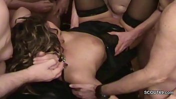 slutwife gangbang creampie anal Guy watches how asian wife sucks dick