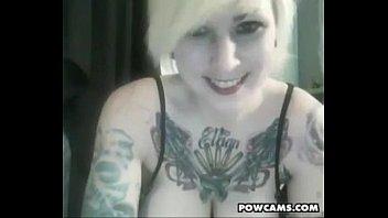 blonde canadian tattoos 3gp girl boobs