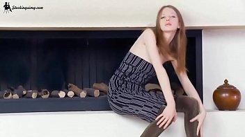 albino pale teen chuvvy Femdom mistress porn