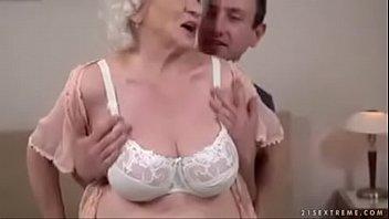dp stockings screaming interracial granny Woman dominate 2guys