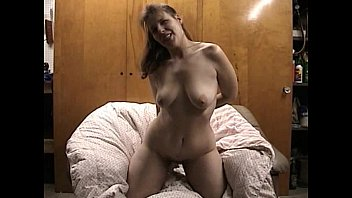skinny wife toy Big breast women tied with rope fetish bdsm