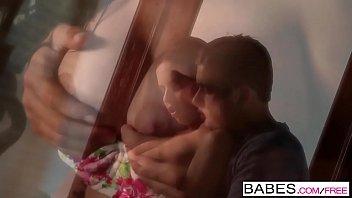 roxxx brandi aniston rachel Boyfriend watches step mom wit his gf