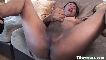 jerking tgirl compilation Ffm nasty and horny